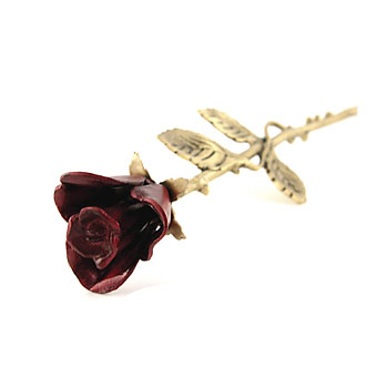 rose crimson mini tierurne