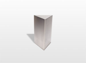 rvs dreieck urne