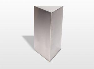rvs dreieck urne liter dru