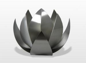 rvs lotus urne