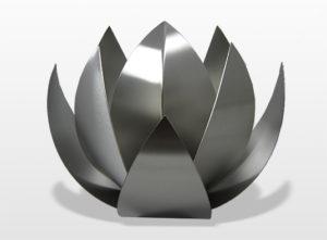 rvs lotus urne liter lu