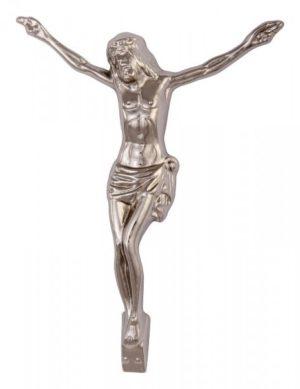 Jesus aus messing Grabschmuck