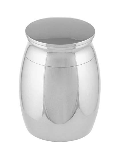 Micro Tierurne Silber (0,01 Liter) Mikro-Tierurnen aus Messing