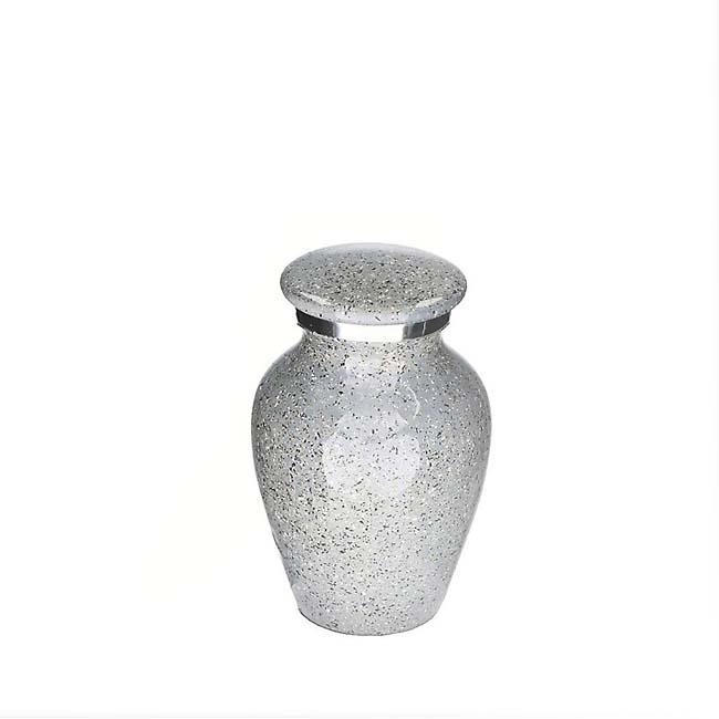 Eleganz Mini Tierurne Marmorlook (0,1 Liter) Tierurnen