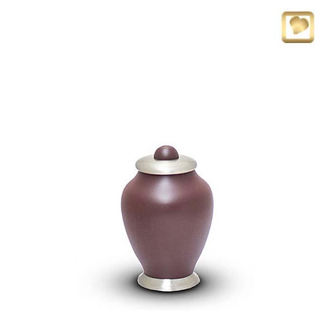 Mini Messing Simplicity Tierurne Cranberry (0,1 Liter) Tierurnen