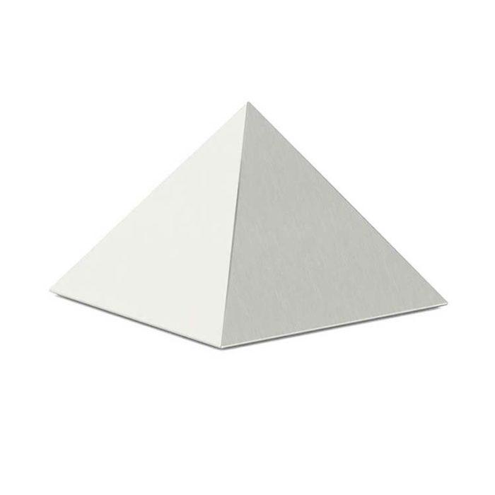 Große RVS Pyramide Tierurne (3,5 Liter) Tierurnen
