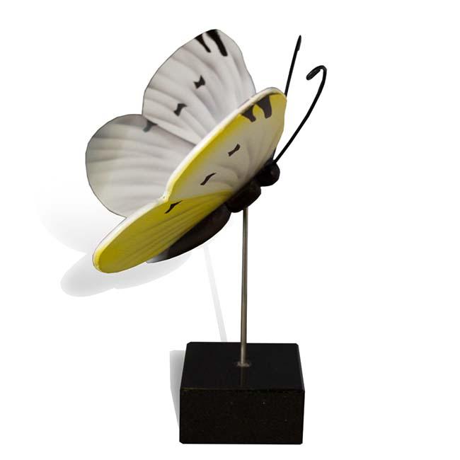 Großer Hölzerner Eschenschmetterling Kohlweiß (0,003 Liter) Hölzerne Schmetterlinge für Asche