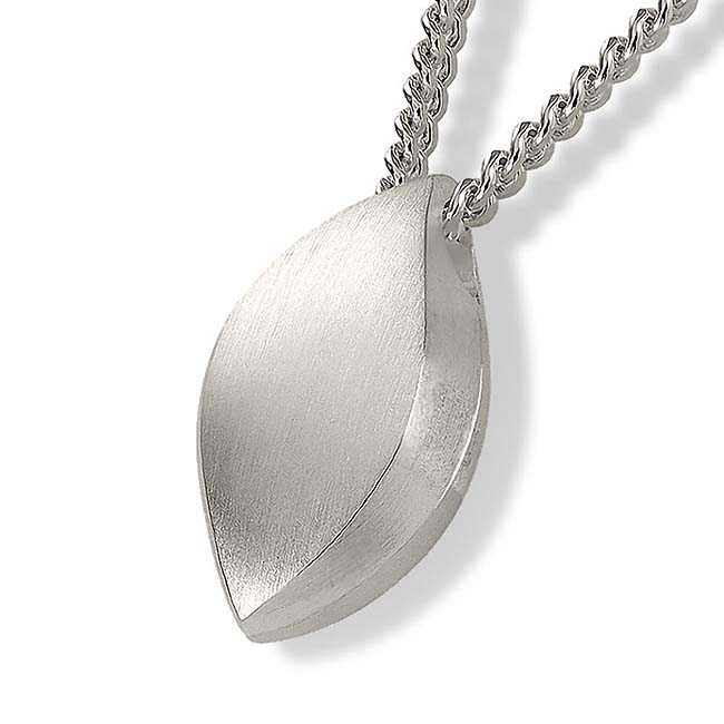 Asche Schmuck Flame Silber, inklusive Colliere Asche Schmuck
