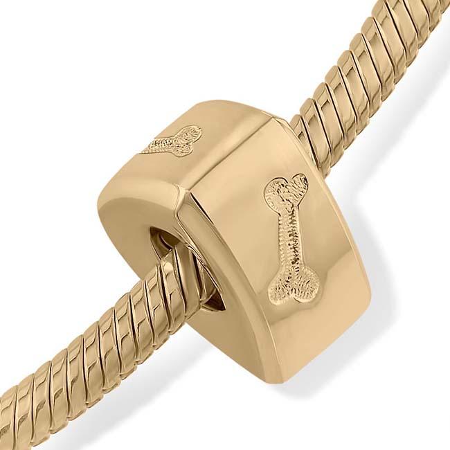 Asche Schmuck Strak Design Pet Memorial Dreieck Gold Asche Schmuck