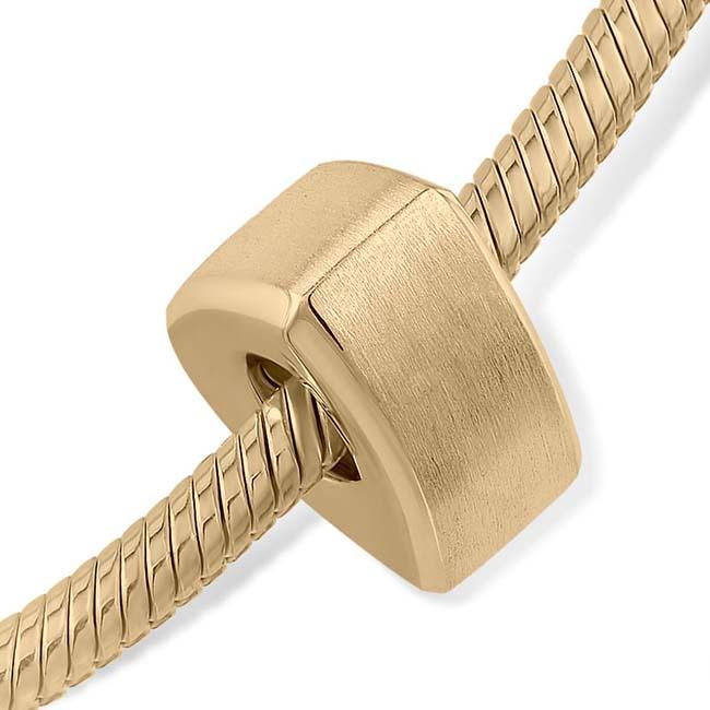Asche Schmuck Design Memorial Dreieck Gold Asche Schmuck