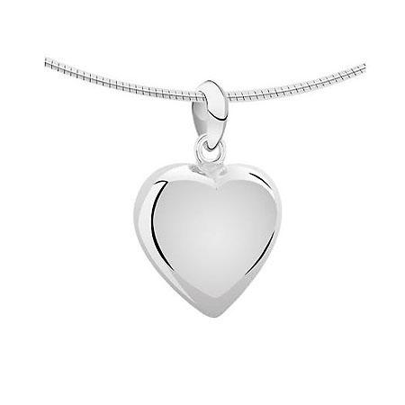 Achsbügel Herz Kleine Silber Asche Schmuck