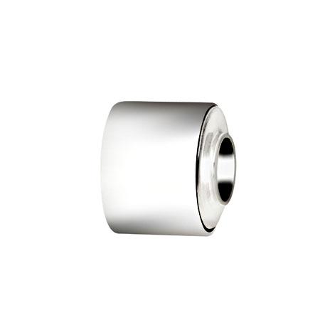 Askral Reibungslos Fertig Silber Asche Schmuck