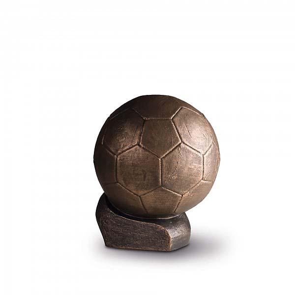 Große Keramische Art Urne Verlorenes Match (3,5 Liter) Keramik art Urnen