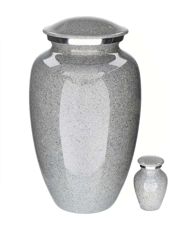 Eleganz Urnen Vorteilset Marmor Aussehen (3,6 Liter) Günstige Urnen