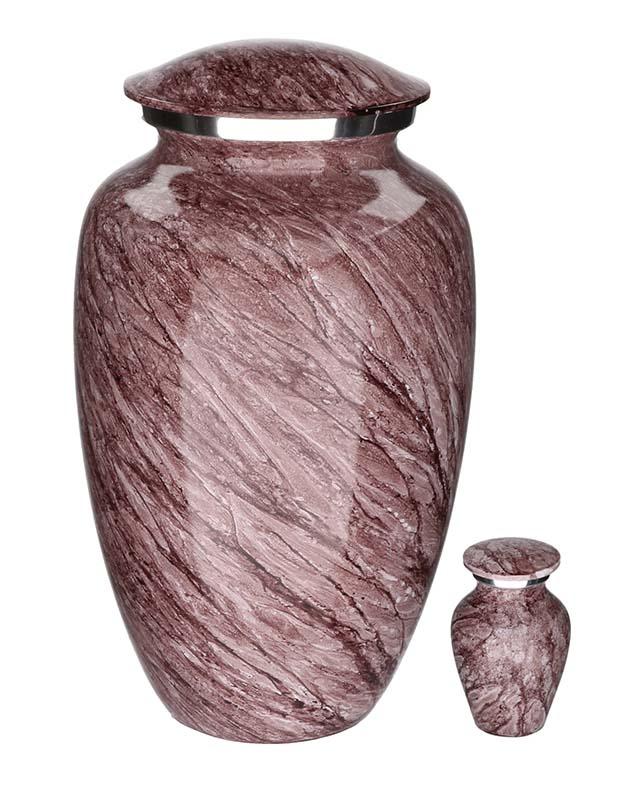 Eleganz Urnen Vorteilset Paradiso Granite Aussehen (3,6 Liter) Günstige Urnen