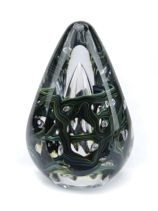 Kristallgläser 3D Träne Urne Astro (0,07 Liter) Träne Urnen