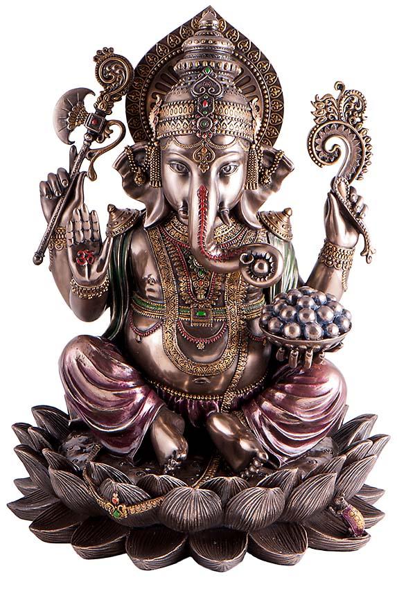 Ganesha Urne Bronze (1,5 Liter)