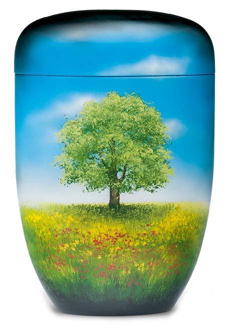 Biologische Abbaubare Öko Urne Baum (4,5 Liter) Ökologische Urnen
