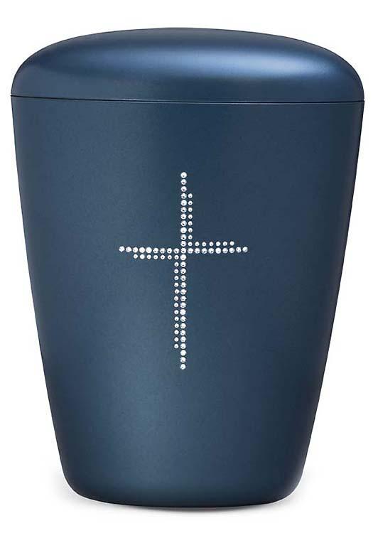 Biologische Abbaubare Öko Urne Swarovski Kristall (5,2 Liter) Ökologische Urnen