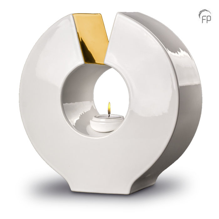Große Keramische Design Urne Victoria (3,4 Liter) Keramik Urnen