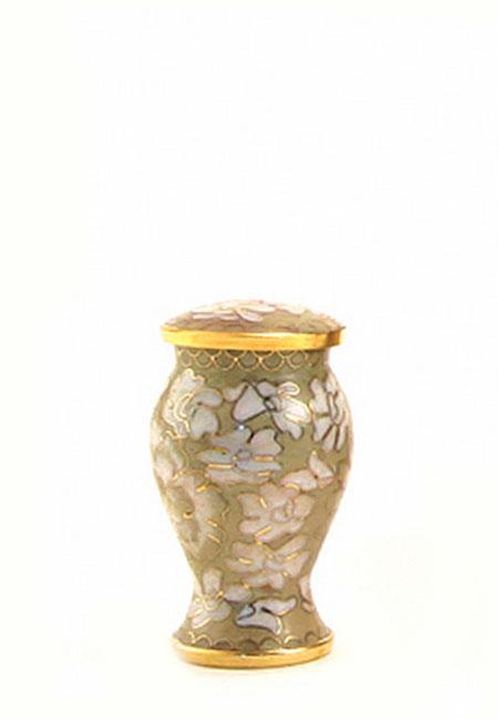 Etienne Opal Cloisonne Mini Urne (0,1 Liter) Cloisonne Urnen