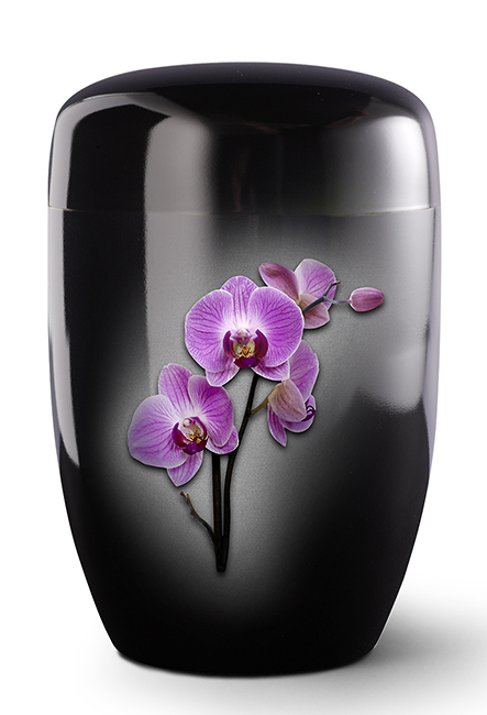 Biologische Abbaubare Öko Urne Orchidee (4,0 Liter) Ökologische Urnen