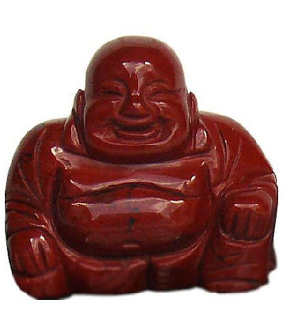 Buddha Gedenkstein Roter Jaspis (0,01 Liter) Tierurnen