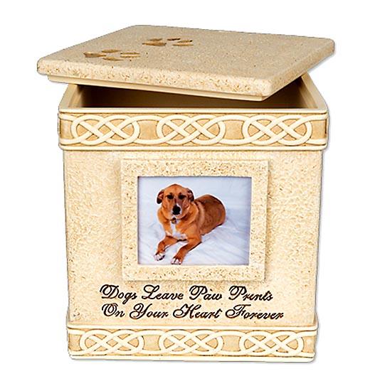 Tierurne Dog Speicherbox (1,4 Liter) Hundeurnen