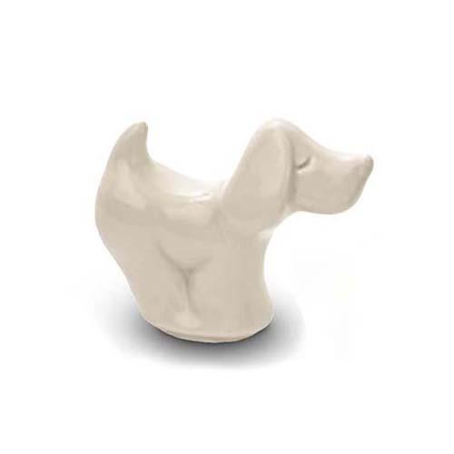 Mini Tierurne Stehender Kleiner Hund, mehrfarbig (0,11 Liter) Tierurnen