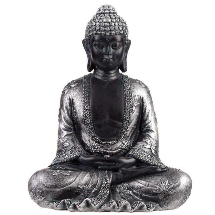 Amithaba Meditation Buddha Tierurne Frieden (0,9 Liter) Tierurnen