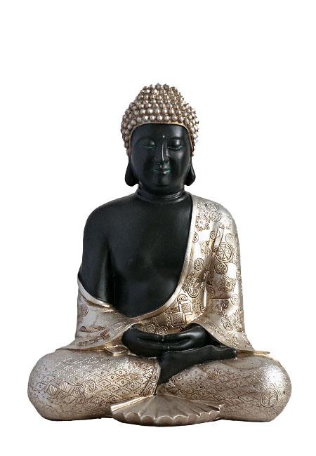 Amithaba Meditation Buddha Tierurne (2,2 Liter) Tierurnen