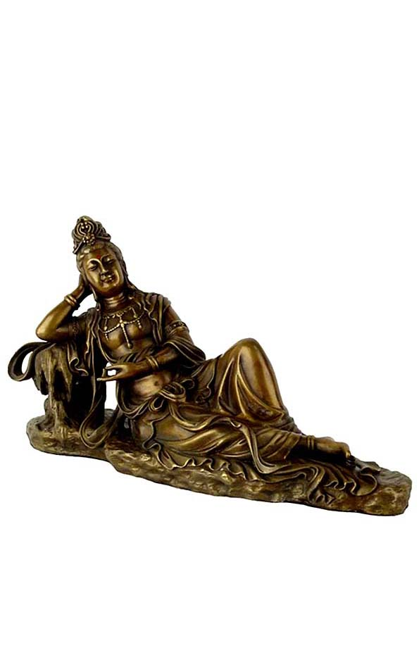 Buddha Tierurne Kwan Yin (0,5 Liter) Tierurnen