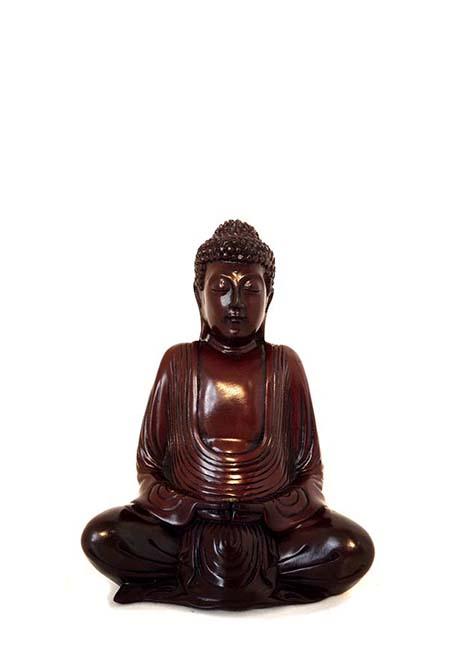 Amithaba Meditation Buddha Tierurne (0,05 Liter) Tierurnen
