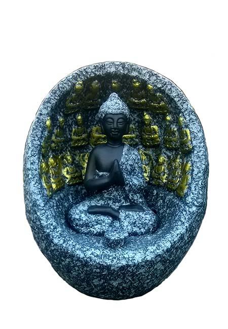 Amithaba Buddha Tierurne Buddha-Höhle (1,2 Liter) Tierurnen