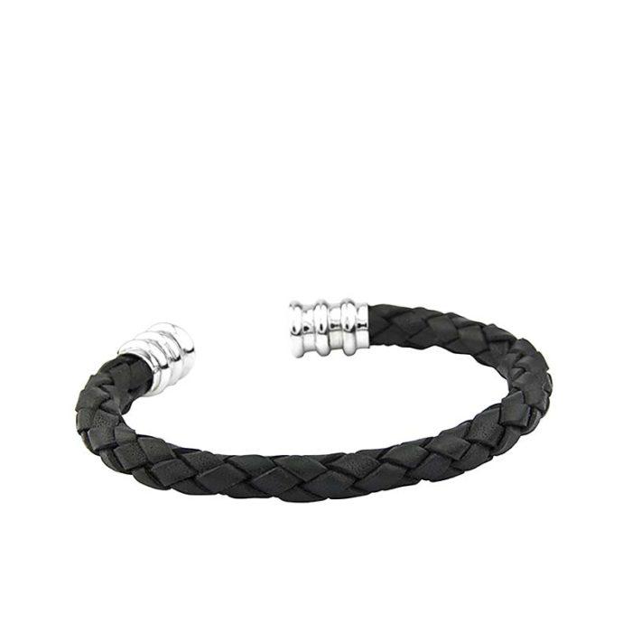 Lammlederarmband, Silberasche Armbänder mit Aschekapsel