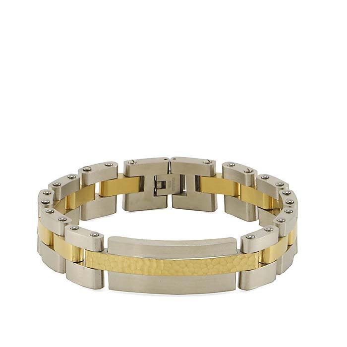 ´Memory of a Lifetime´ Link Armband, Mattsilber mit Aschenzimmer Armbänder mit Aschekapsel