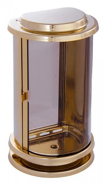 Goldene RVS Design Grablaterne Grablaternen