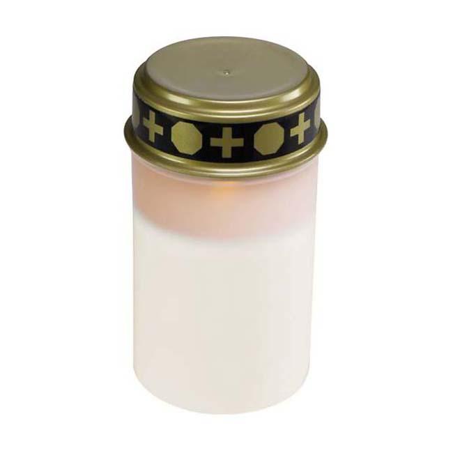 Weiße LED Novene Kerze LED-Kerzen