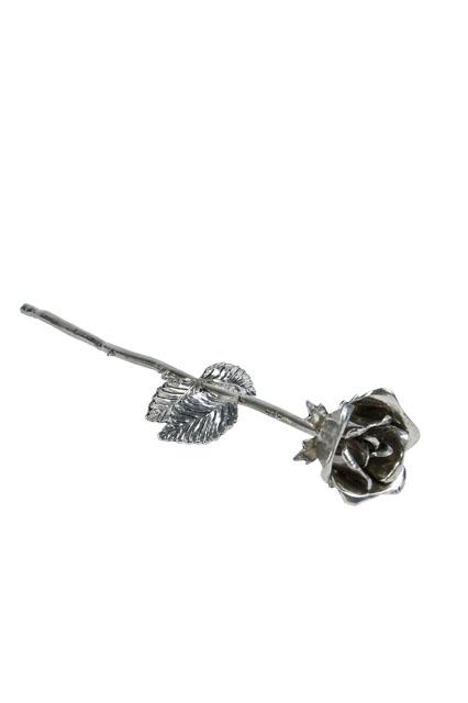 Aschefigur Die Rose, Silber (0,0005 Liter) z