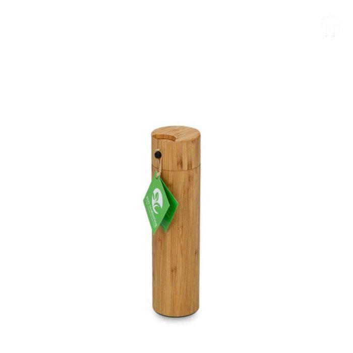 Kleine Bambus Aschestreuschacht Eco Urne (0,6 Liter) Bio Urnen