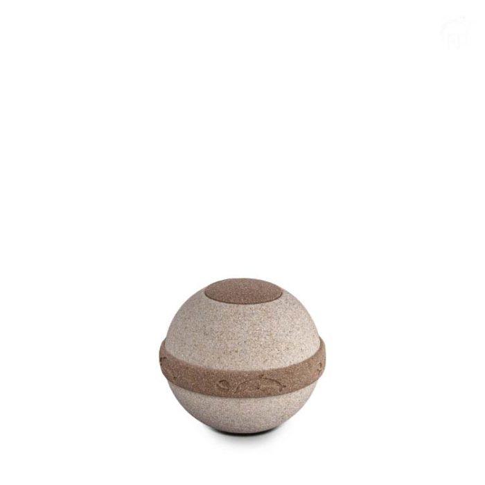 Kleine Biologische Urne Cuarzo Life Spirit (0,7 Liter) Bio Urnen
