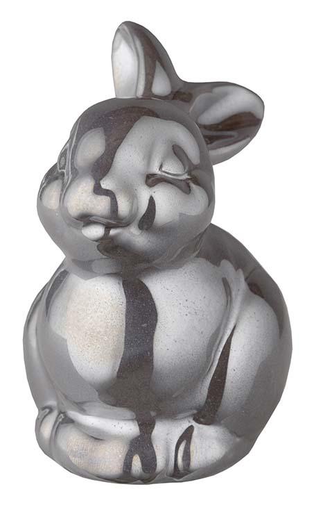 Kaninchen Urne Anthrazit (0,15 Liter) Kaninchenurnen