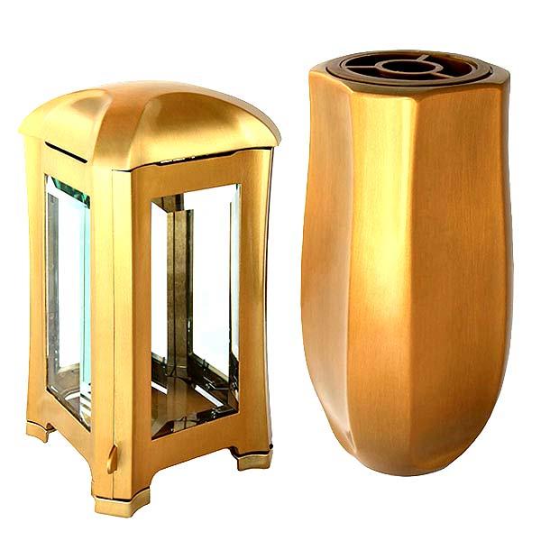 Vorteiliges Design Grabset Gold Grabset luxus